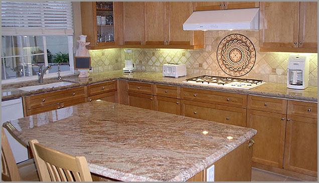 Bon Gold Granite Of The Island ...
