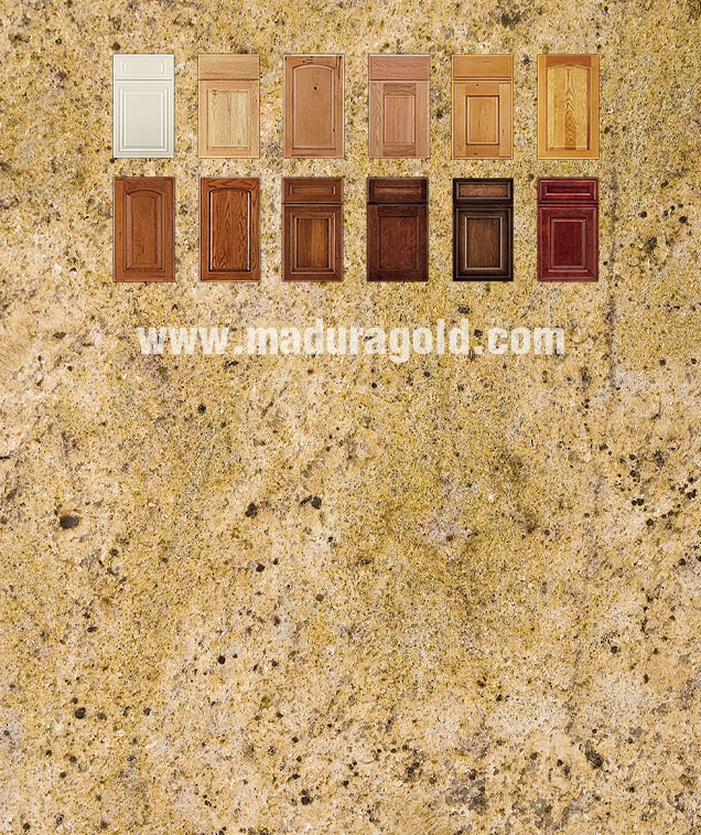 Best 12 madura gold granite